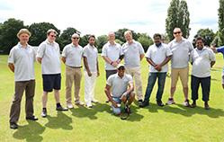 Park Garage Group holds annual cricket day – Forecourt Trader