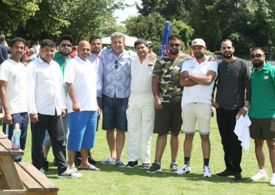 Park Garage Group annual cricket day